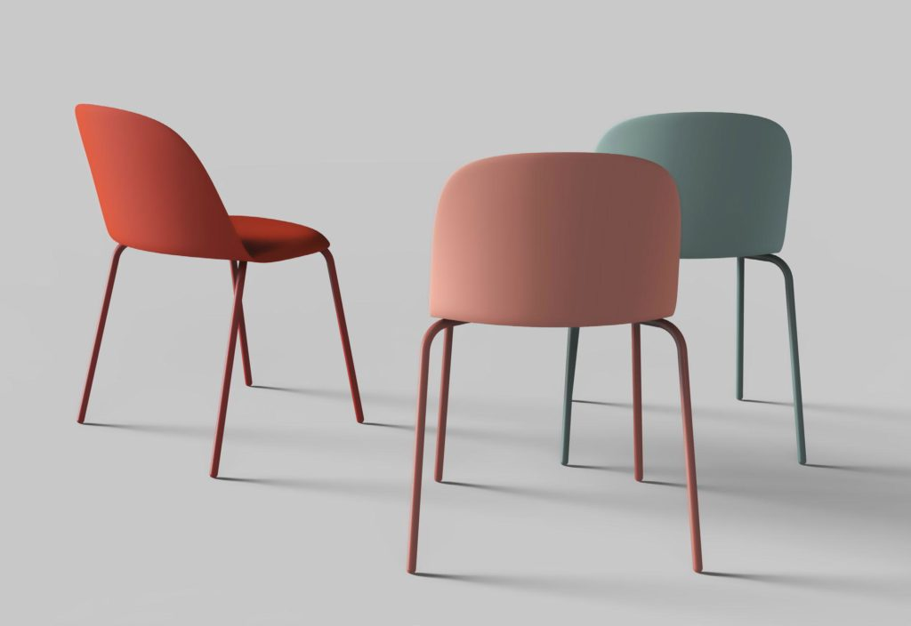 mariolina dining chair miniforms