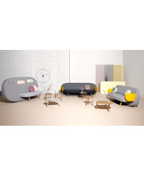 float sofa sancal