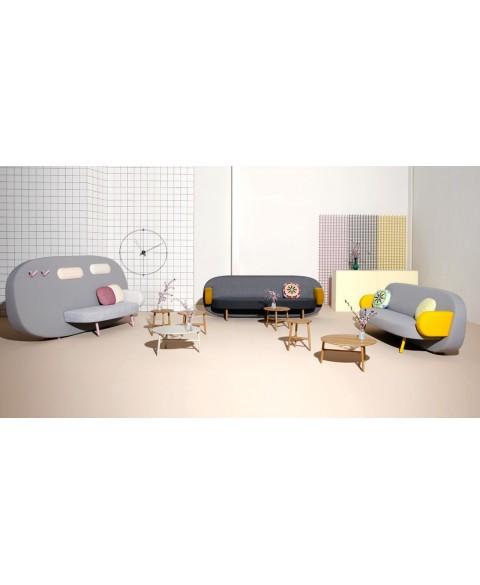 float sofa sancal