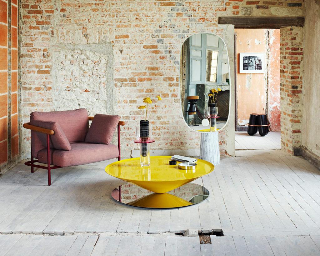float coffee table la chance
