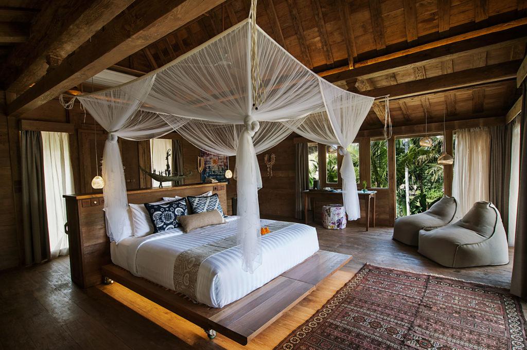 jungle style bedroom 4