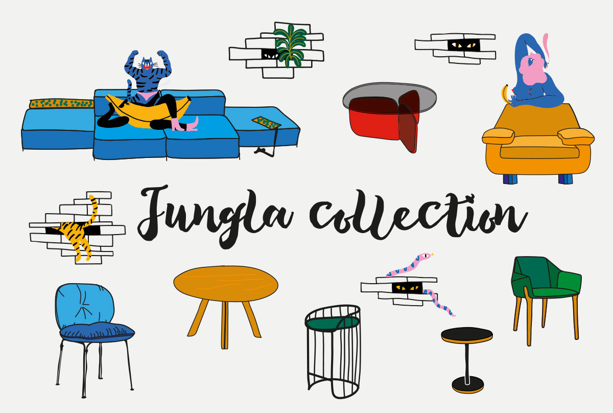 Sancal Collection Jungle img1