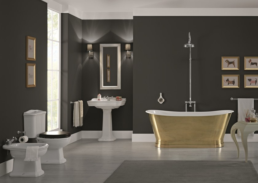 classic modern bathroom design