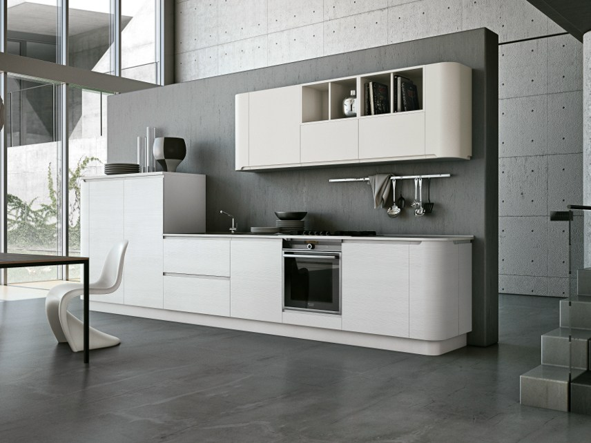 modern grey kitchen img3
