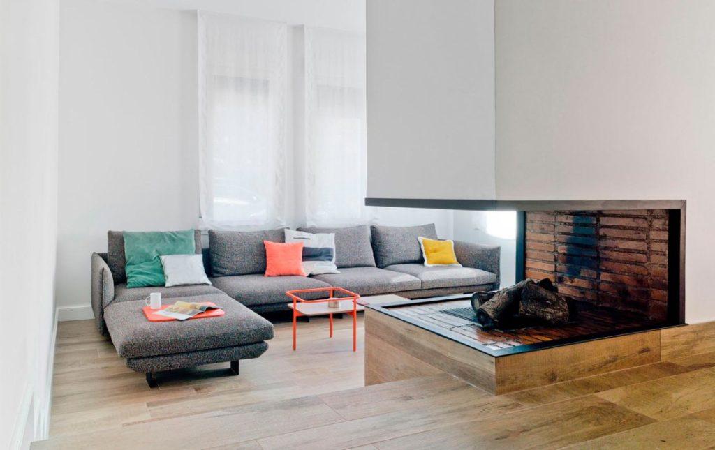 sofa deep sancal