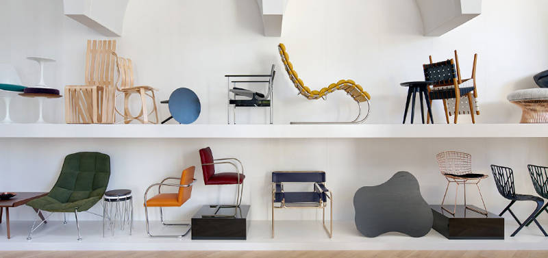 knoll furniture design