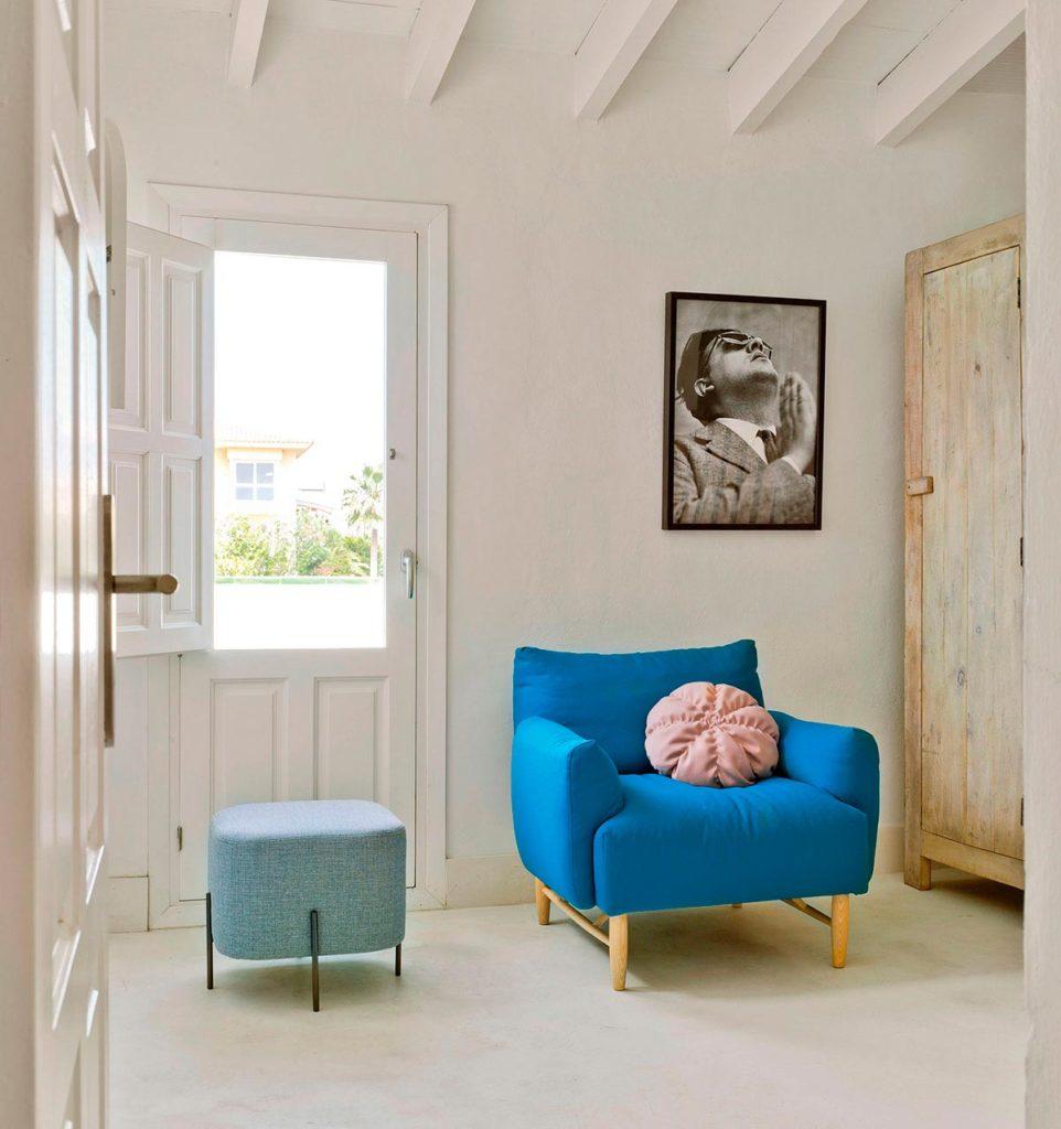 copla armchair sancal