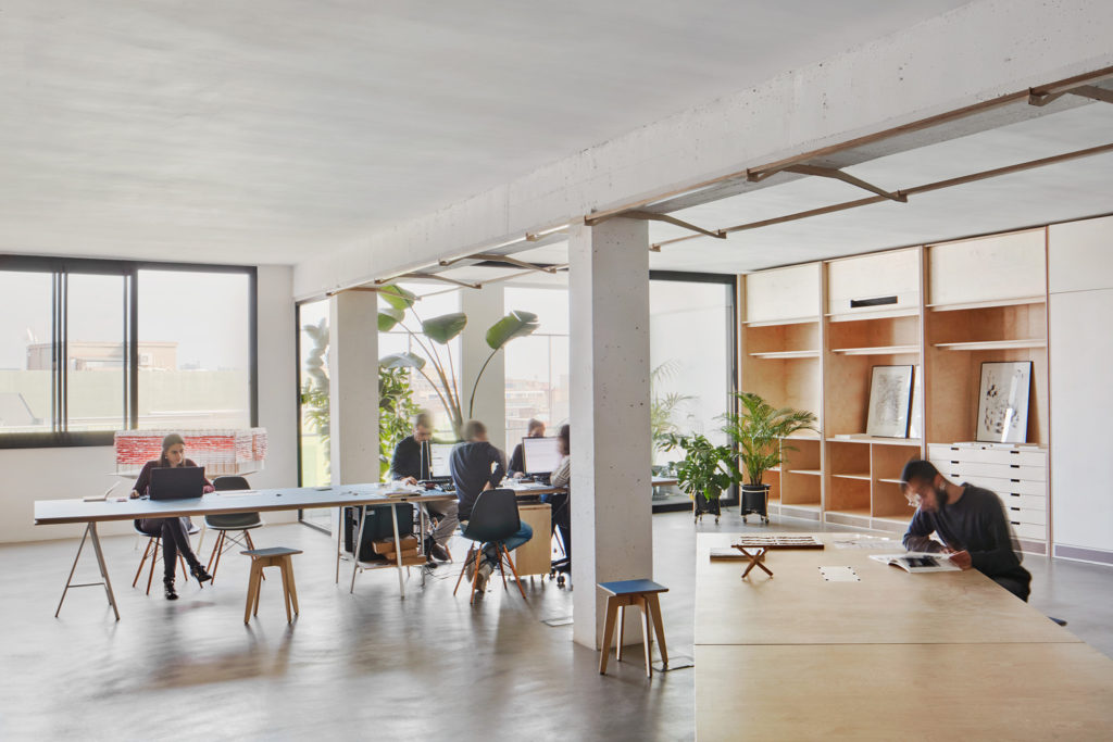 flexible home working spaces
