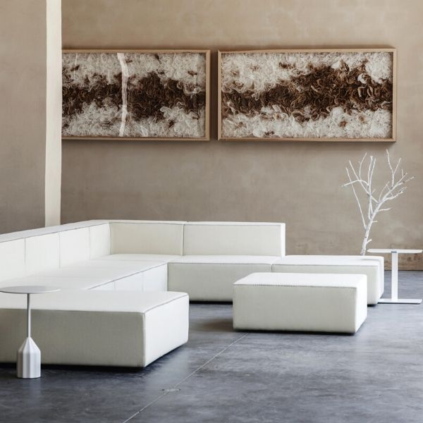 viccarbe step sofa