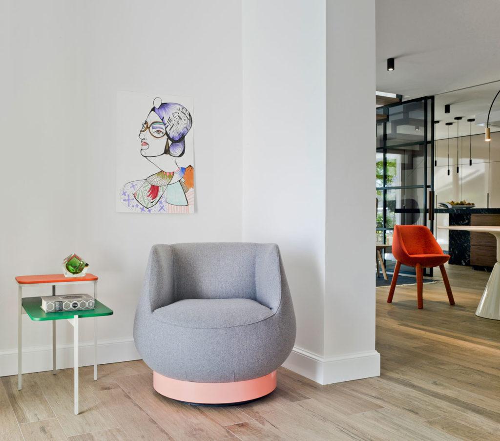 sancal magnum armchair