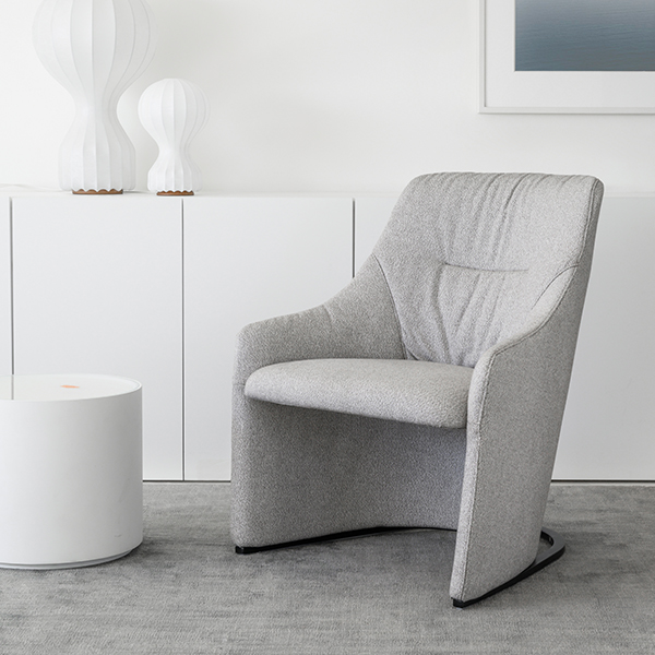 viccarbe nagi armchair