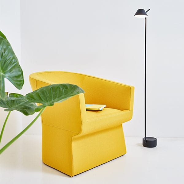 viccarbe fedele armchair