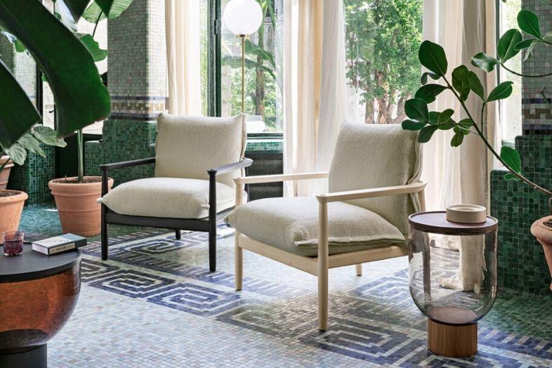 miniforms sergia armchair
