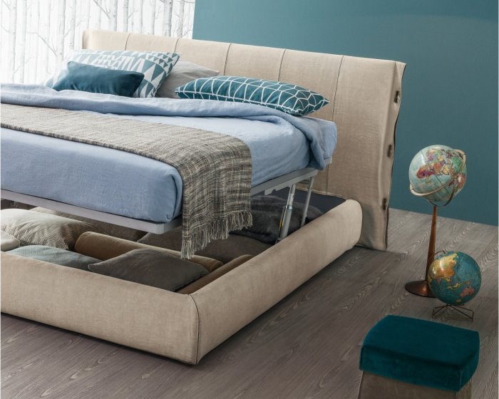 flou bed collection 10