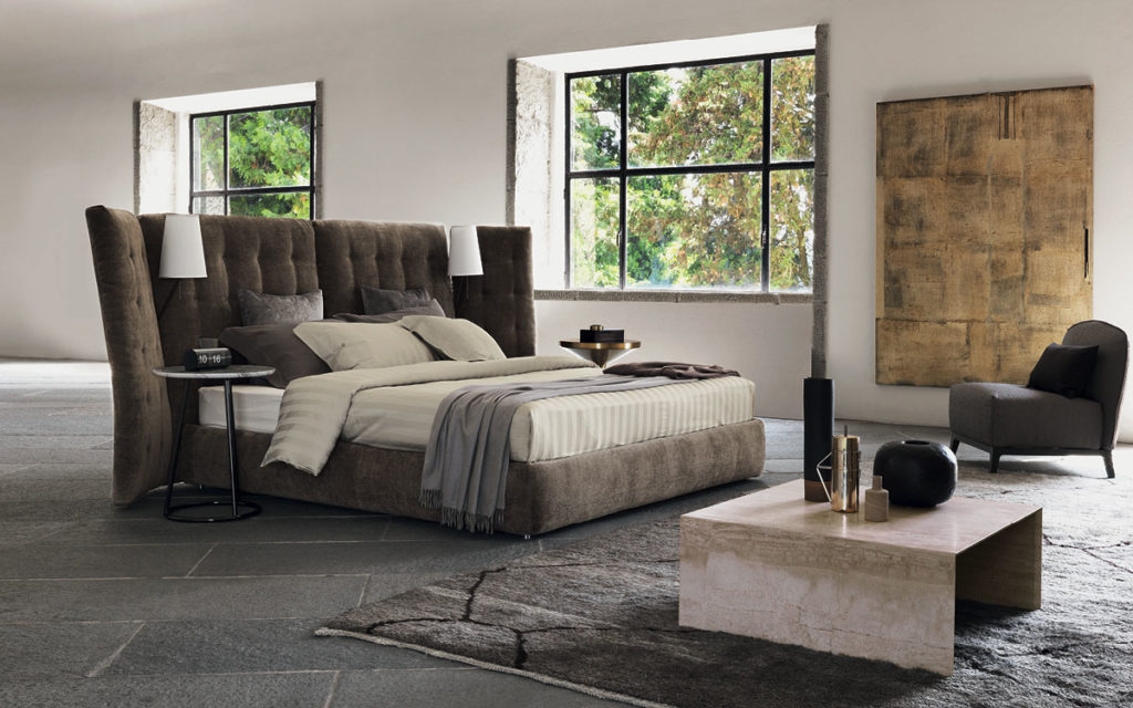 flou bed collection 3