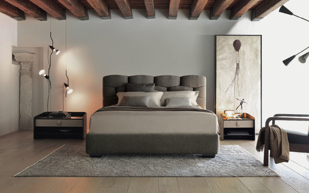 flou bed collection 5