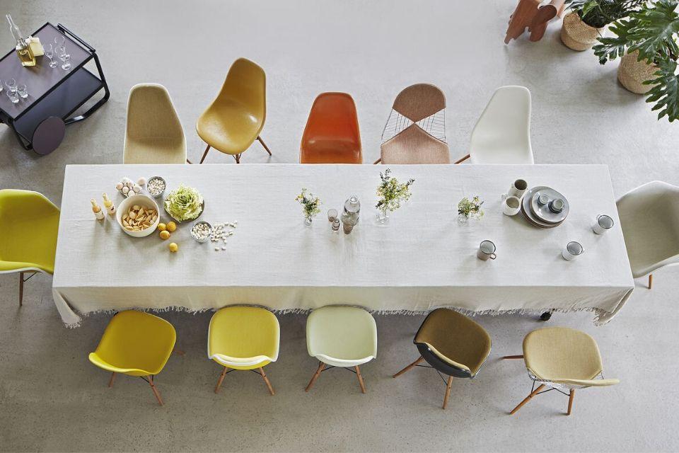 vitra plastic chair 2