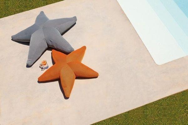 ogo starfish pouf