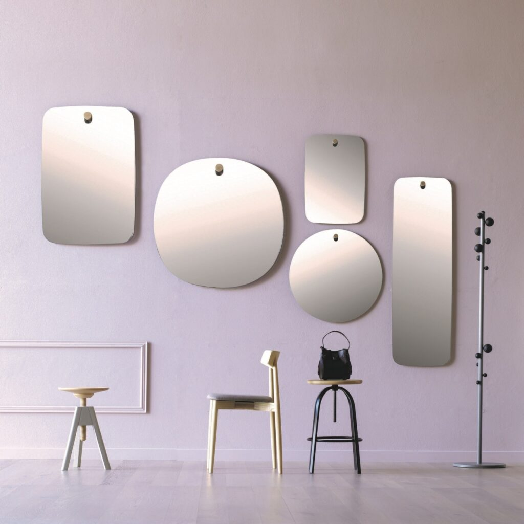 miniforms mirrors collection
