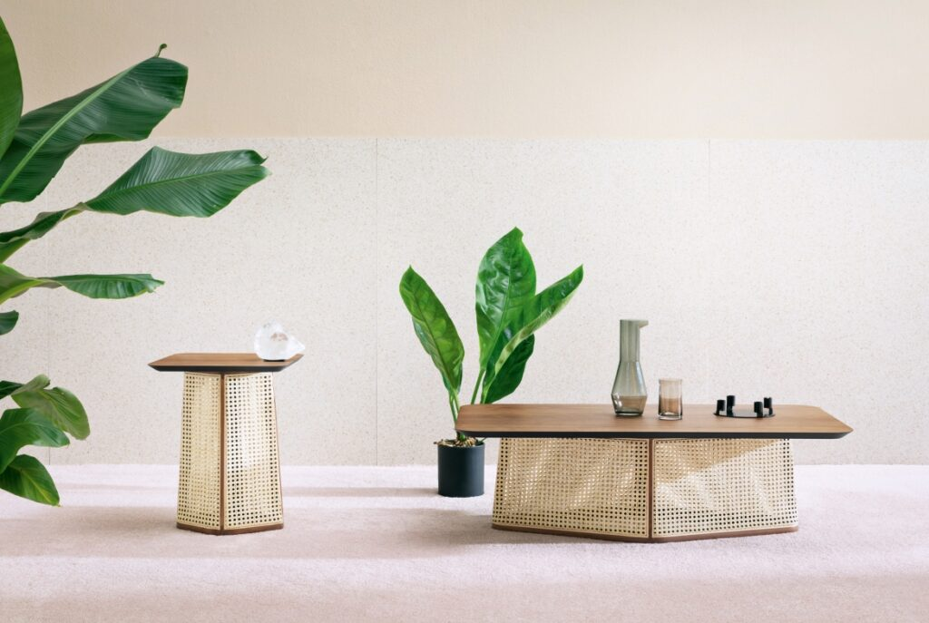 miniforms colony coffee table