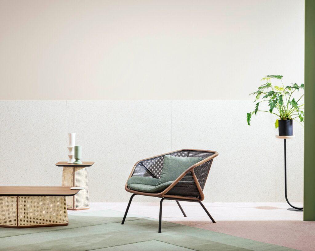miniforms colony armchair