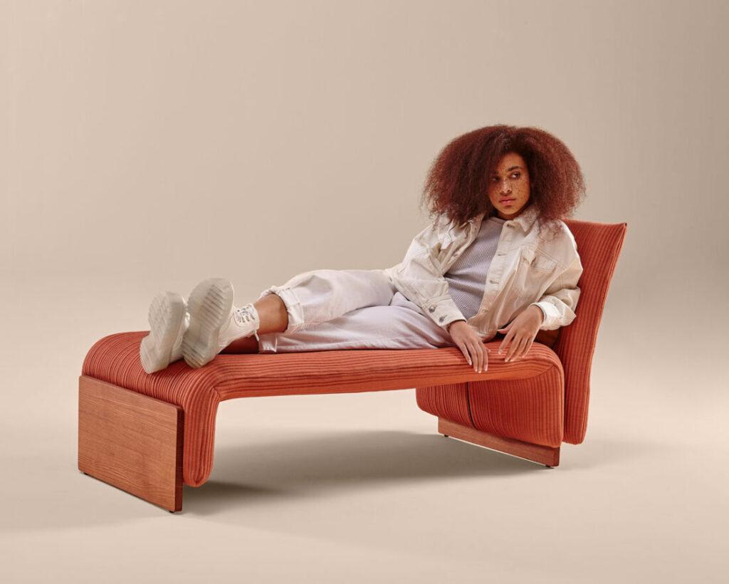 sancal diwan lounge chair