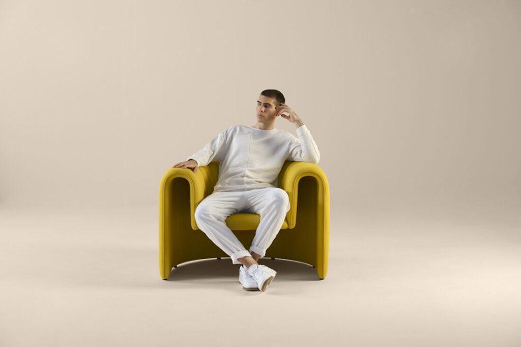 sancal remnant armchair