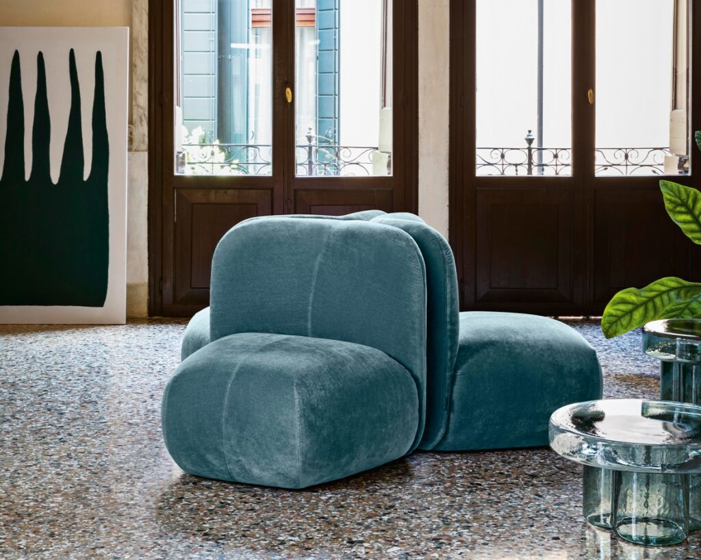 miniforms boterina armchair