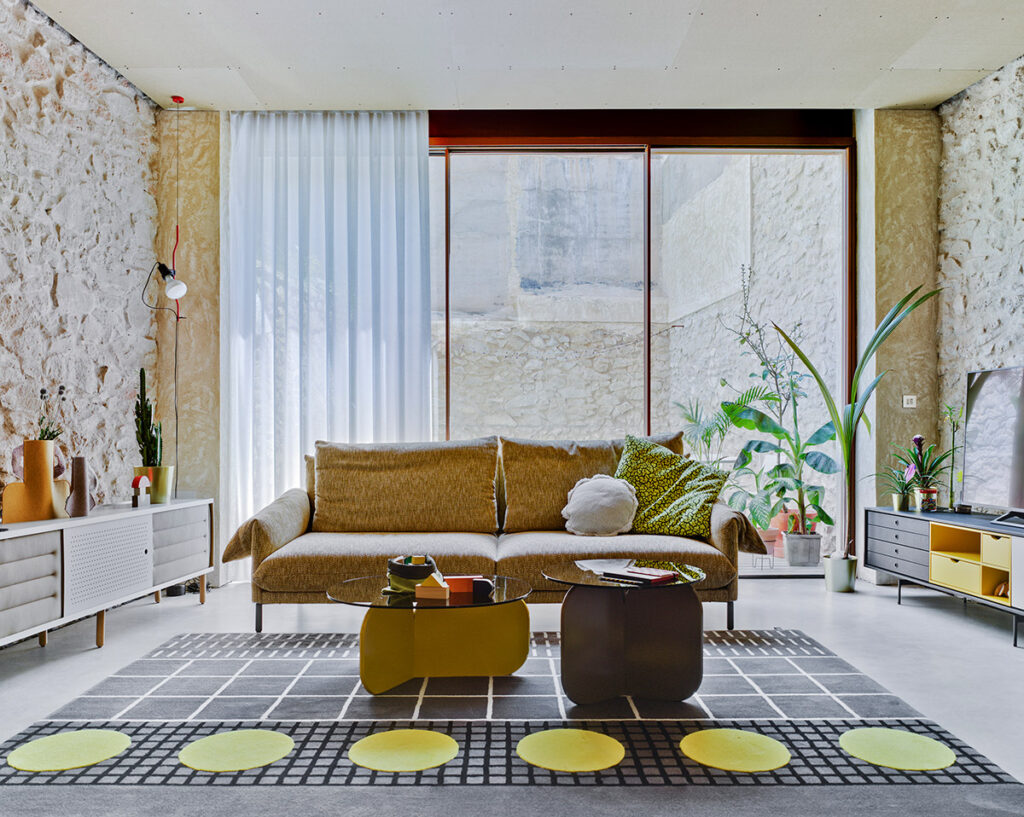 sancal alpino sofa
