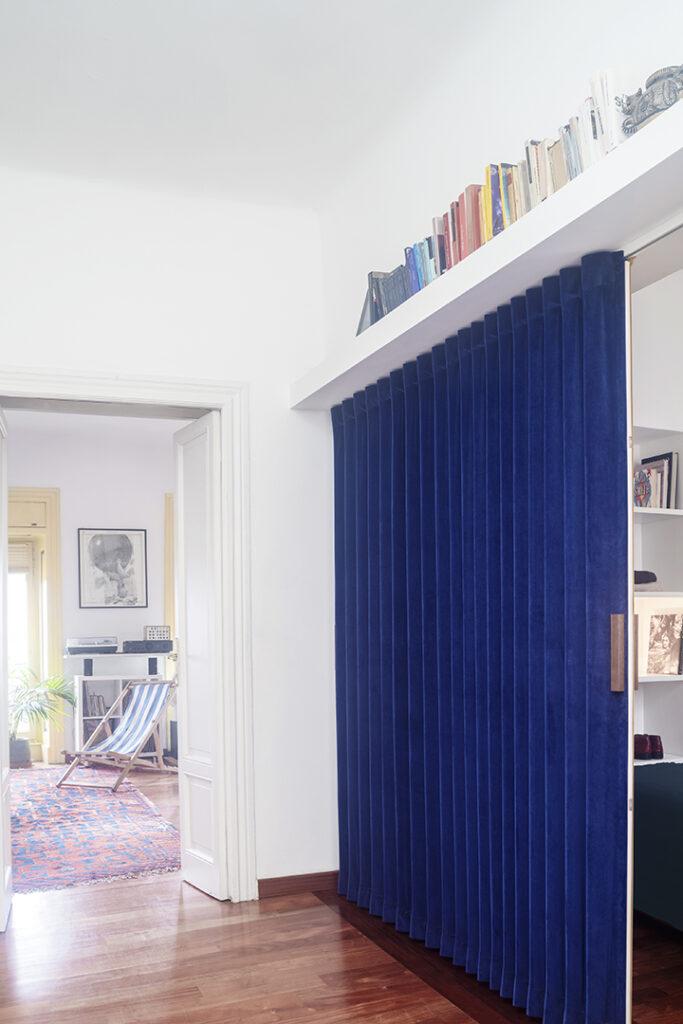 dooor textile folding doors