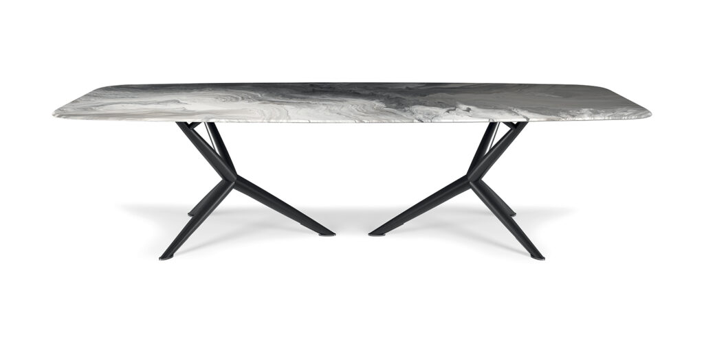 Cattelan Italia atlantis crystalart table