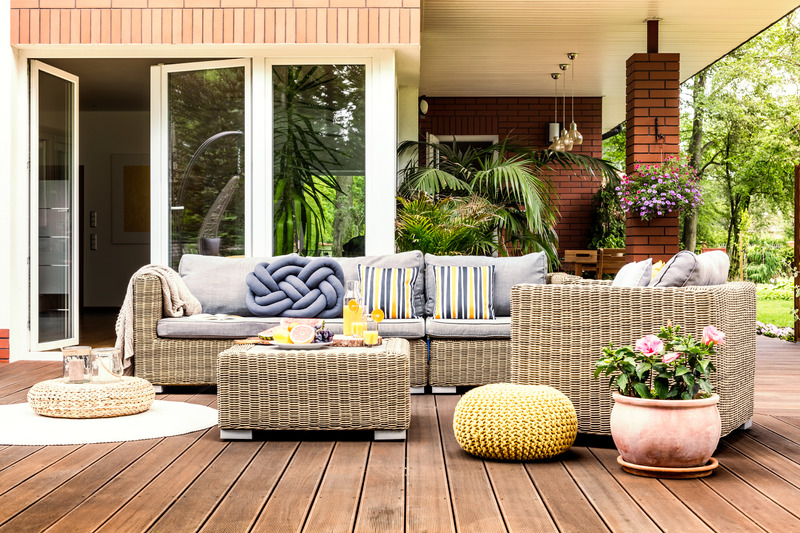 Outdoor furniture collection 0