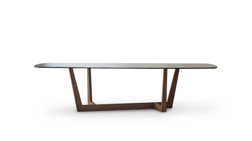 Bonaldo art table
