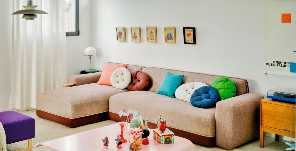 Sancal party sofa