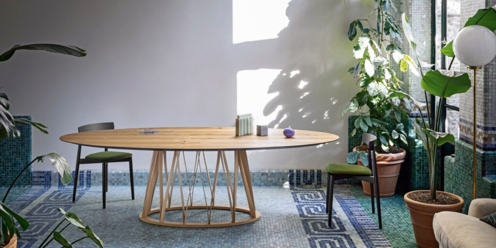 Miniforms acco table