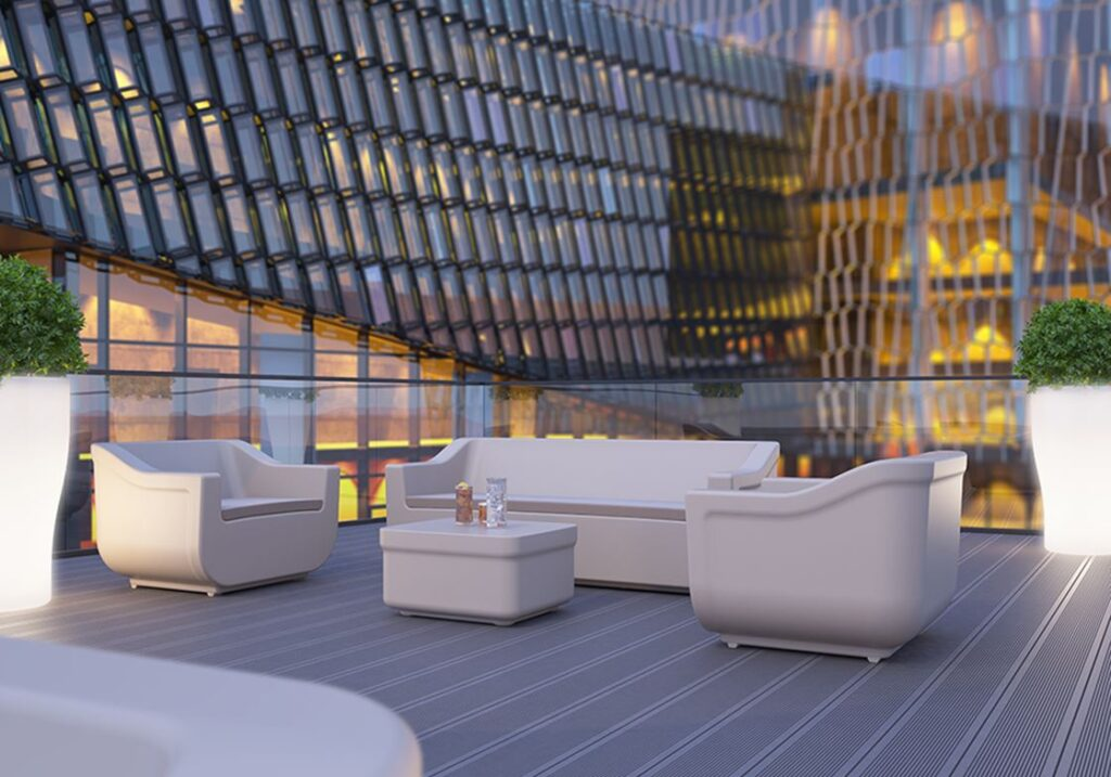 Resol Outdoor furniture
