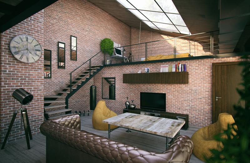 Loft design 4