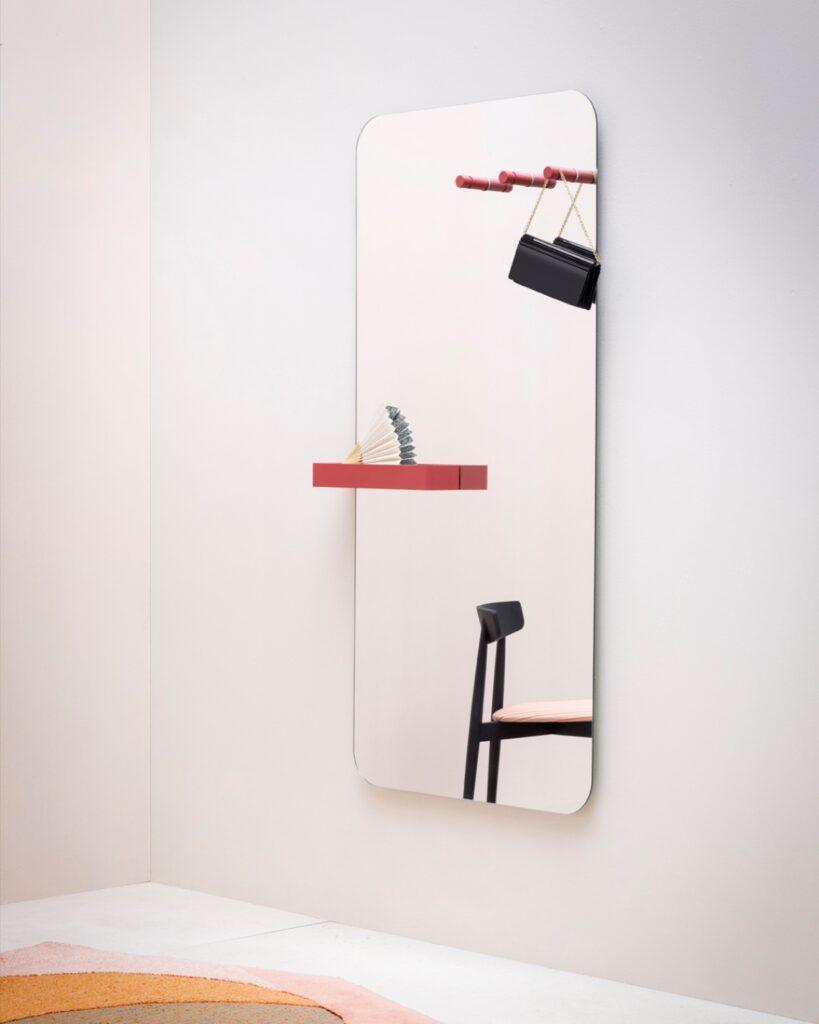 Miniforms benvenuto mirror