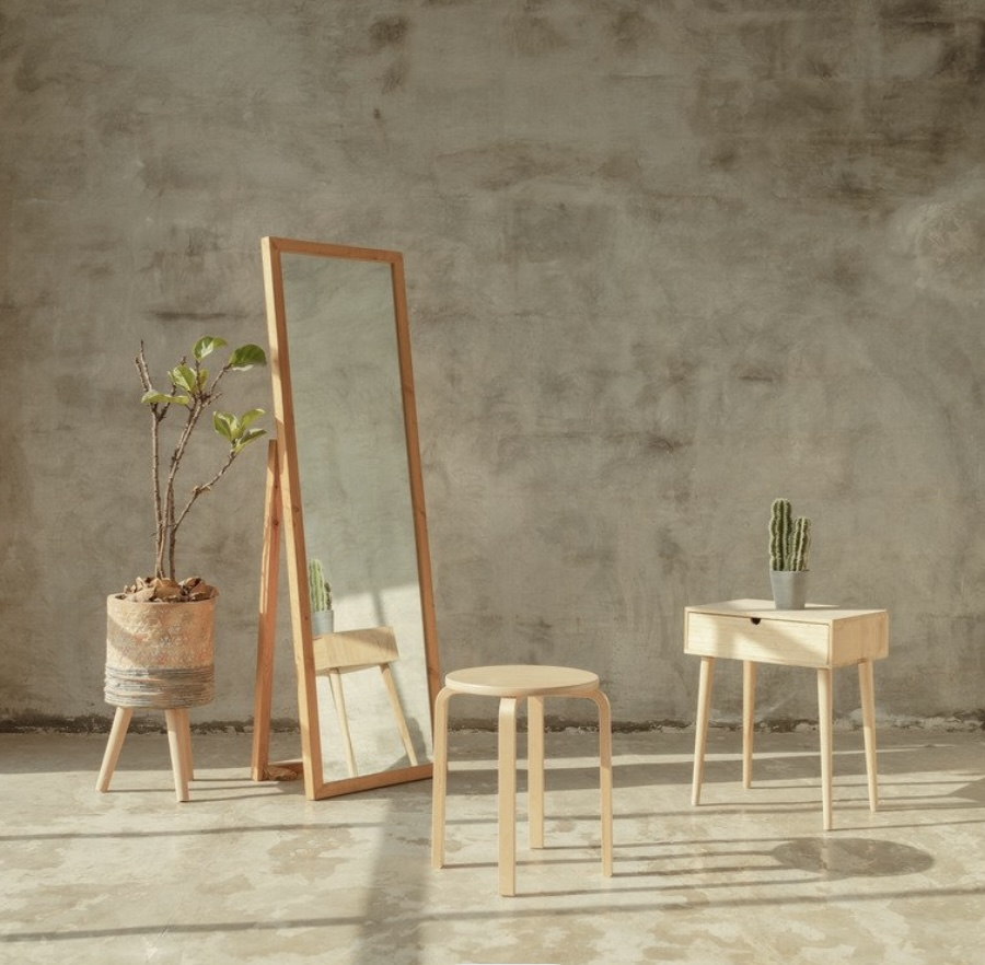 Decorating with mirrors 1