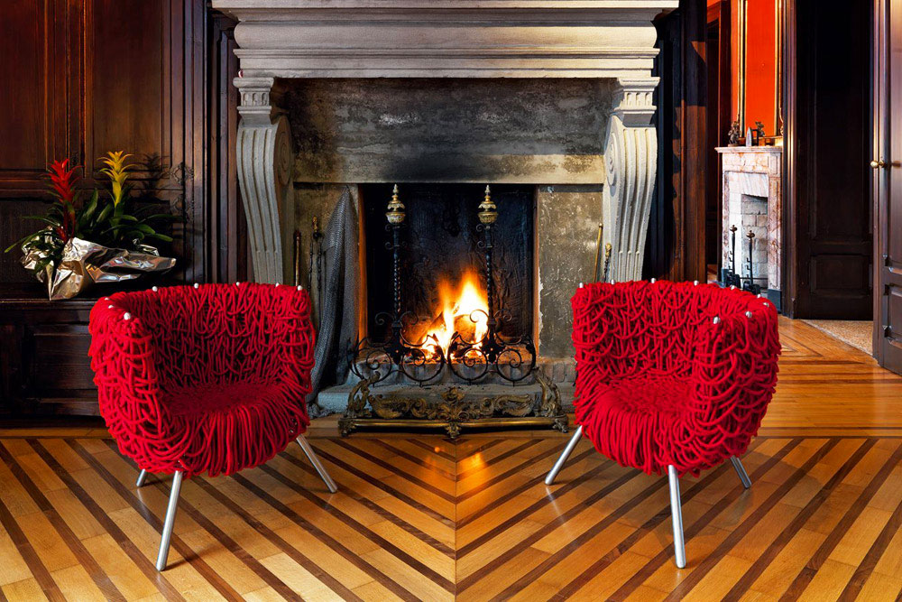 Decorating with red 1